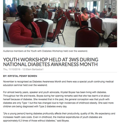 Diabetes in Youth Forum