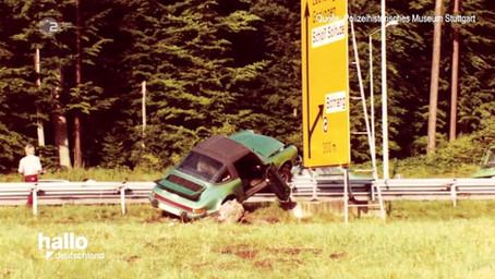 Kommissar Kühner und der Porsche-Mord