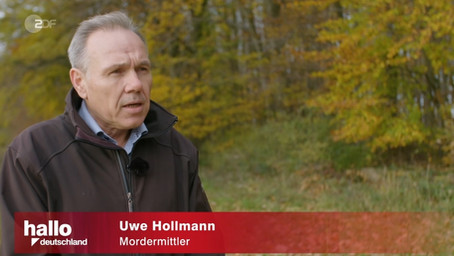 Kommissar Hollmann und der Mord an Ute Werner
