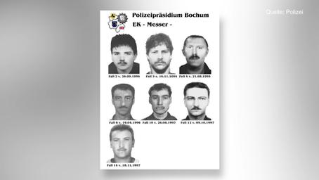 Verbrecher-Phantom mit vielen Gesichtern