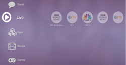 PikoTV Android Launcher