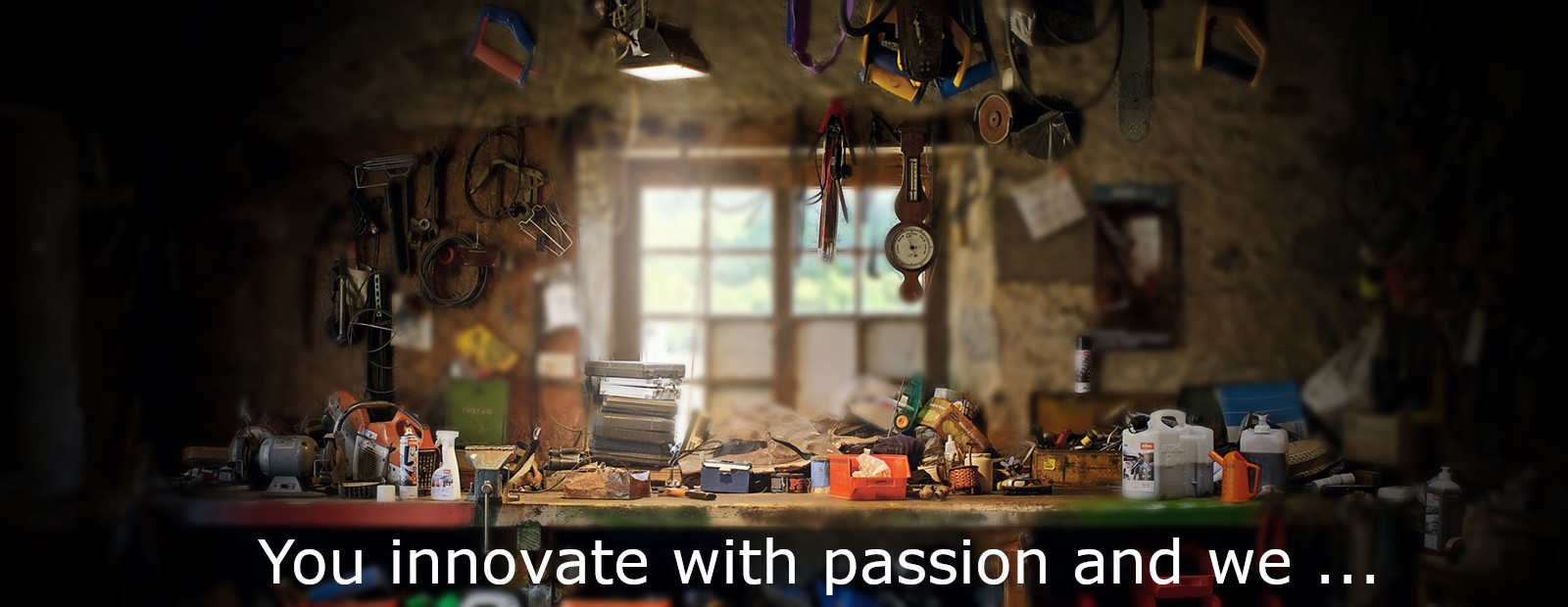 Innovation Passion