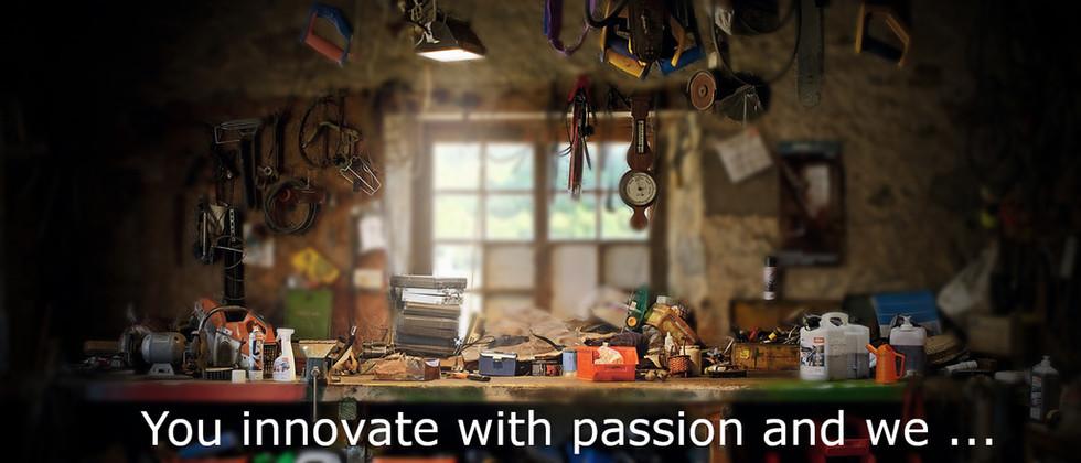 Innovation Passion
