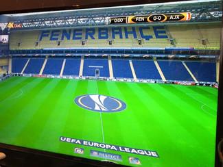 TRT4K broadcast the Fenerbahçe – Ajax match live with 4K technology