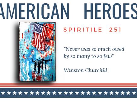 Surprise Spiritile Release: American Heroes 251