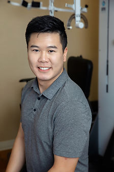David Ko - physiotherapist at Advanced Physiotherapy