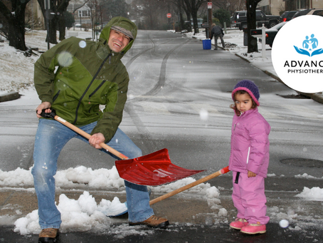 Snow Shovelling – What's the Scoop?