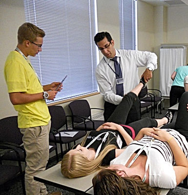 Physiotherapy Job Shadowing and Mentoring