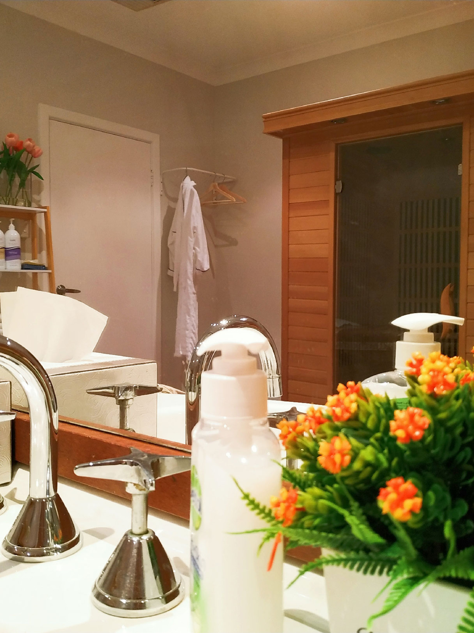 Infrared Sauna Therapy Package
