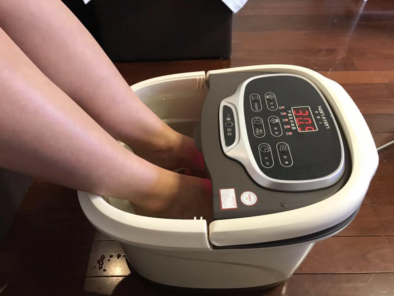 Certified Organic Foot Detox Spa