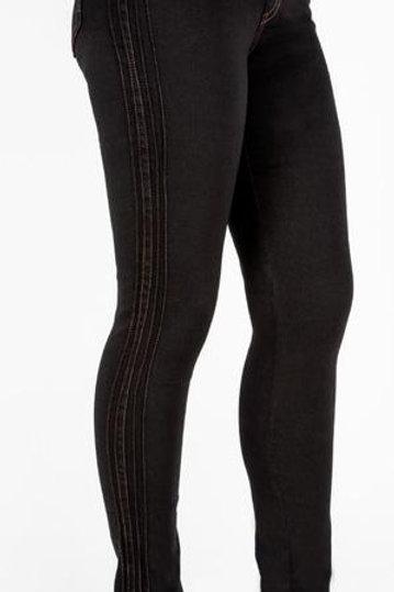 Calça Jeans Black Nervura Em Até 3x R$ 82,40