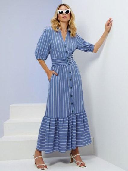 Vestido Trissia Em Até 3x R$ 346,33
