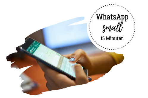 WhatsApp SMALL
