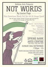 Not Words Poster - A4 - springbank (2).j