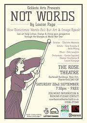 Not Words Poster - A4 - FACEBOOK2.jpg