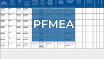 PFMEAの検出度合い設定