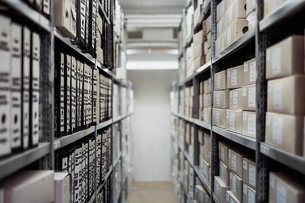סידור מחסן במפעל - רודוס גרופ