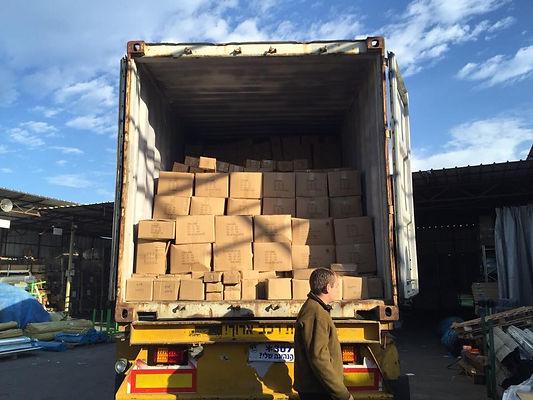 שירות סבלות לפריקת סחורות בקריות