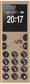 Ctroniq Elari Nanophone-C gold