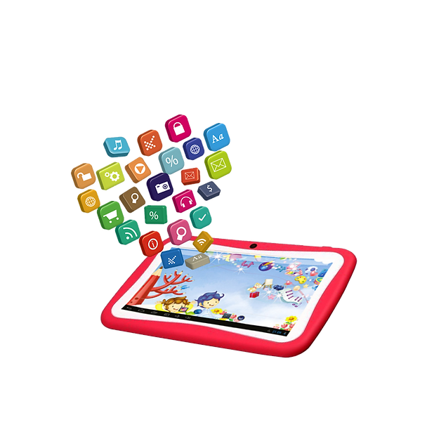 Ctroniq Kindertab K10 educational tablet
