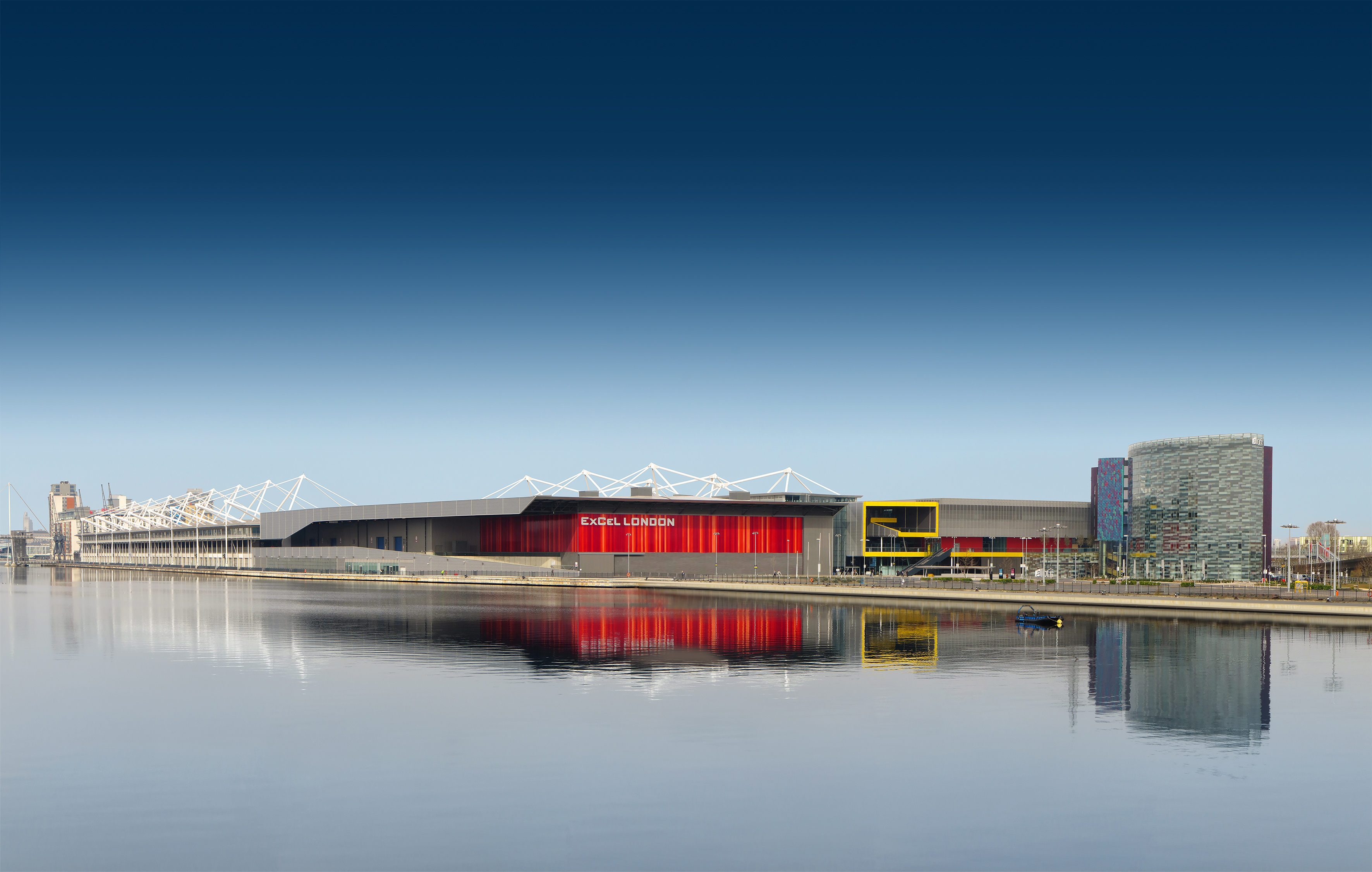 ExCeL London is a simply stunning venue for our courses