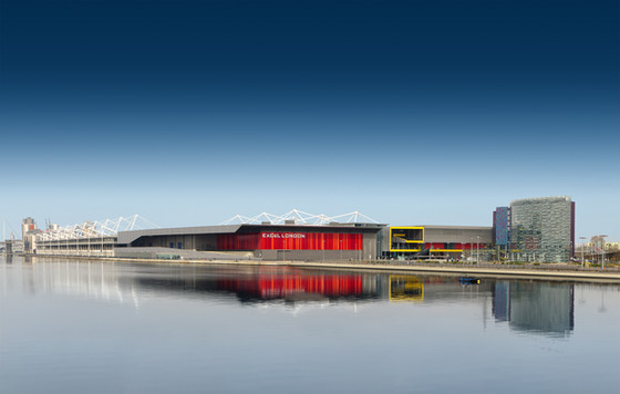 We're excited about being on-site at  ExCeL London for our future study tours