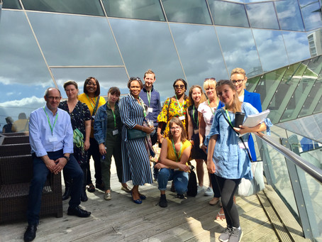 Summer is Officially Over in the UK. Here's a glimpse back at our summer school season!
