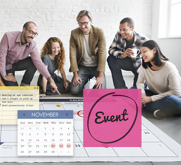 Certificate in Event Management Course - Evening Classes in London