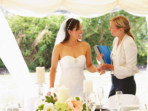 Certificate in Wedding Planning, Virtual Course