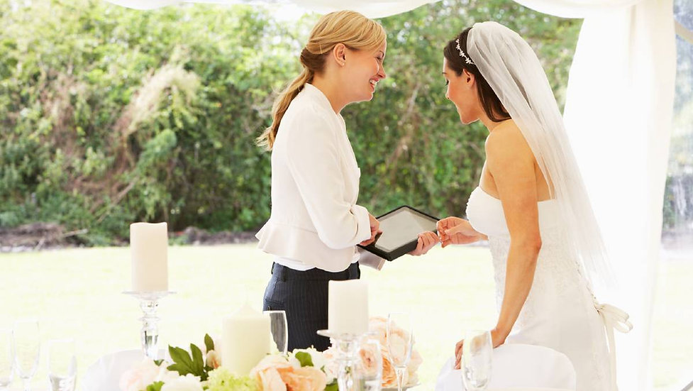 Certificate in Wedding Planning, 5-Day Online Short Course