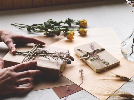 Stylishly Sustainable. Your Environmentally Friendly Wedding