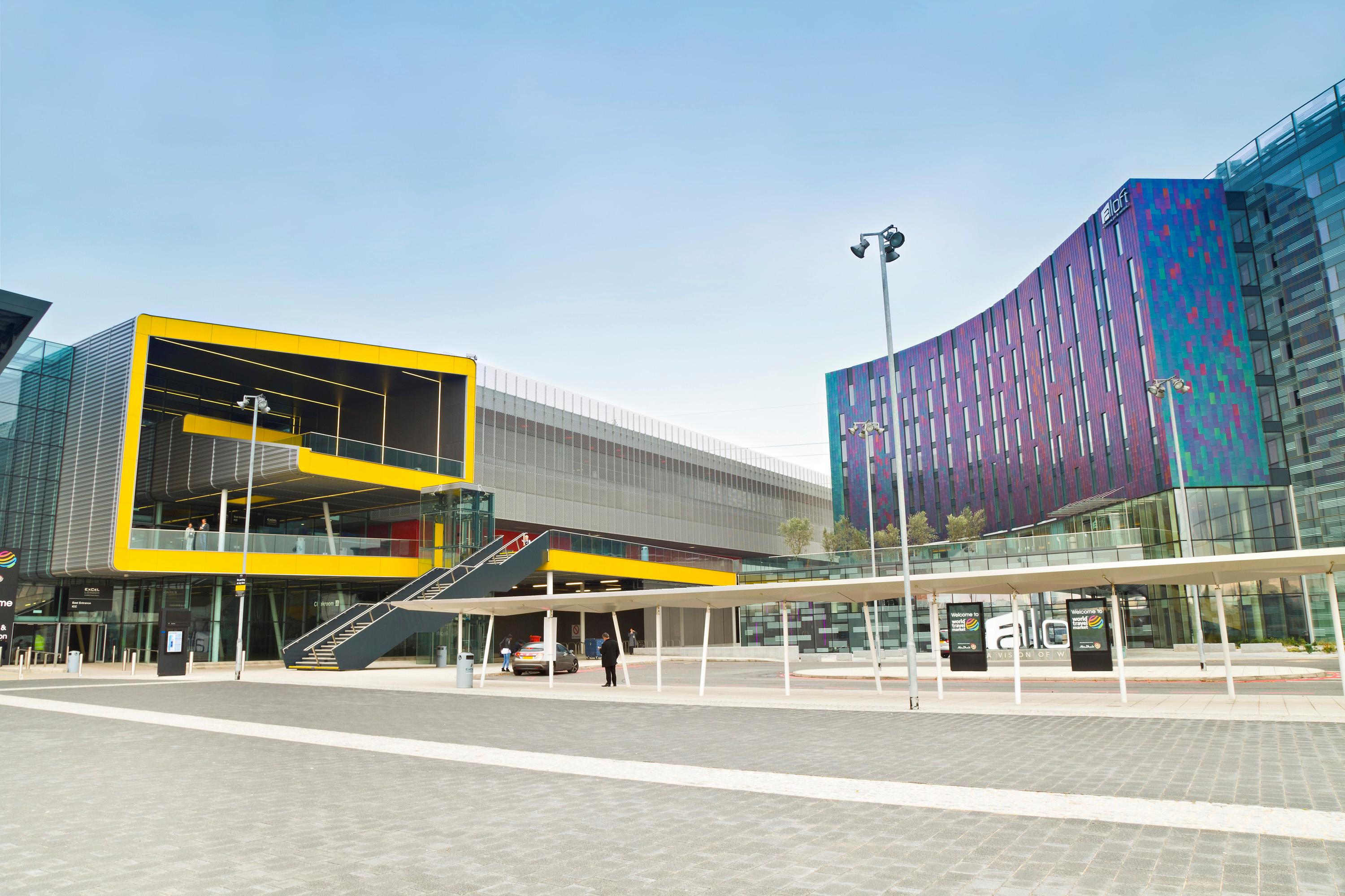 Every aspect of ExCeL London impresses