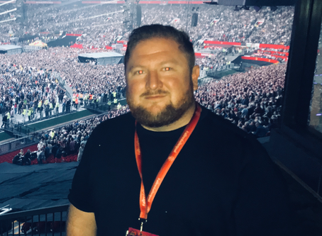 Welcoming Events, Sports & Venue Management, Dan Schofield to the Team.