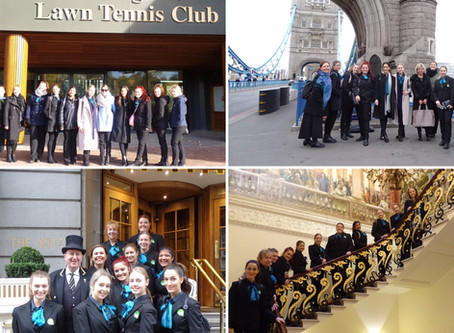 Memory Lane Monday - We welcomed our Australian Study Tour one year ago!