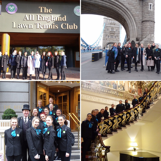 Memory Lane Monday-we welcomed our Australian Study Tour one year ago!