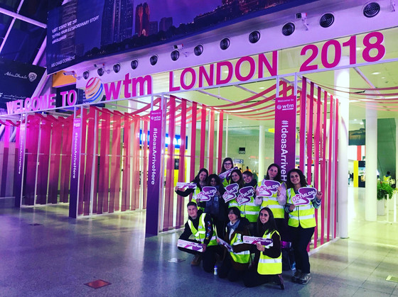 WTM are ready to welcome the tourism industry to ExCeL London