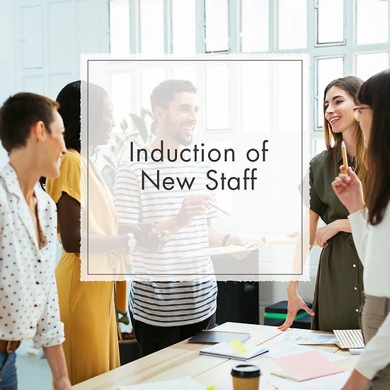Induction of New Staff - MicroCredential, Fully Online Course