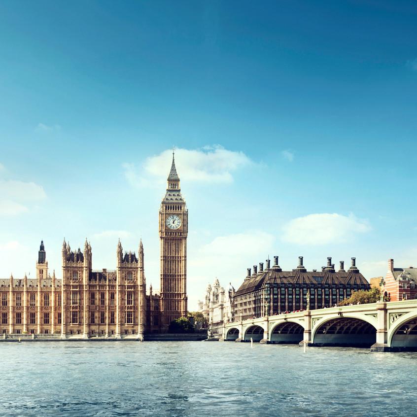 london in summer