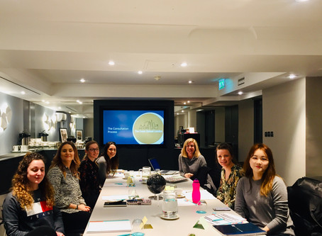 New Evening Classes Kick Off at the Le Meridien Piccadilly - our new Central London Evening Location