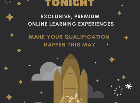 Launching Tonight... A New Way to Make Your Qualification Happen This May!
