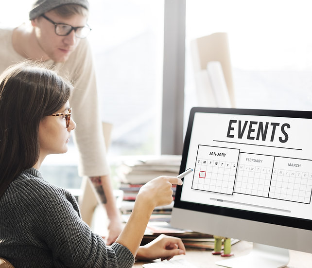 Certificate in Event Management - Virtual Course, Afternoon Classes
