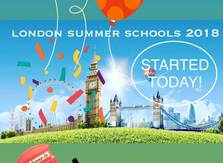 Summer School Season has Begun!