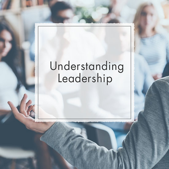 Understanding Leadership - MicroCredential, Fully Online Course