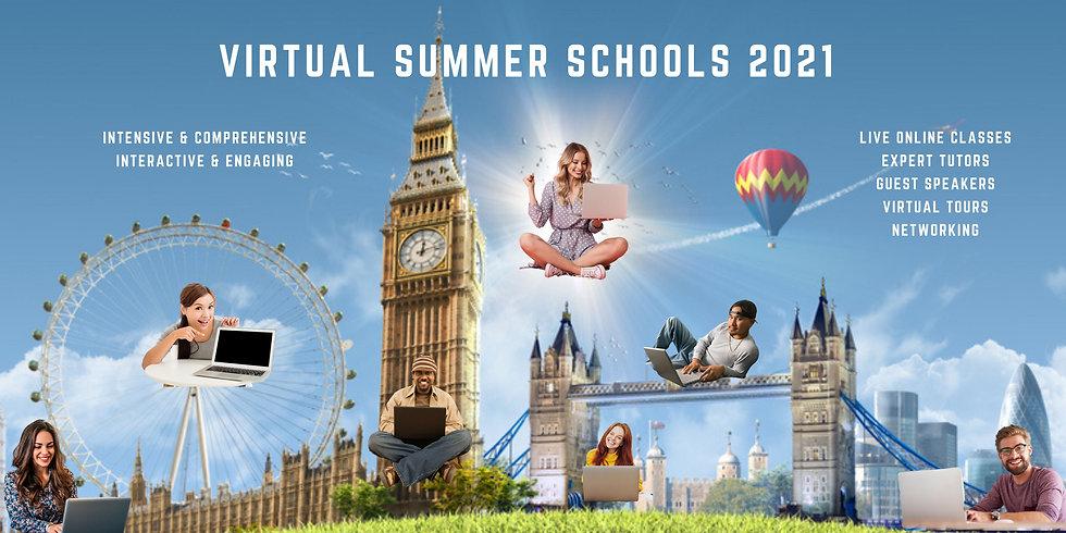 Virtual Summer Schools 2021