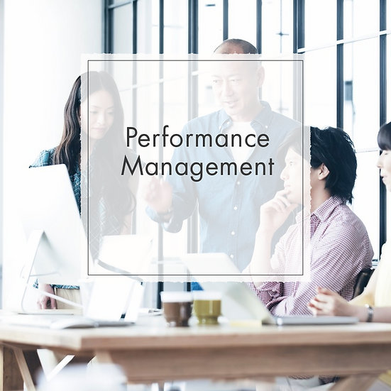 Performance Management - MicroCredential, Fully Online Course