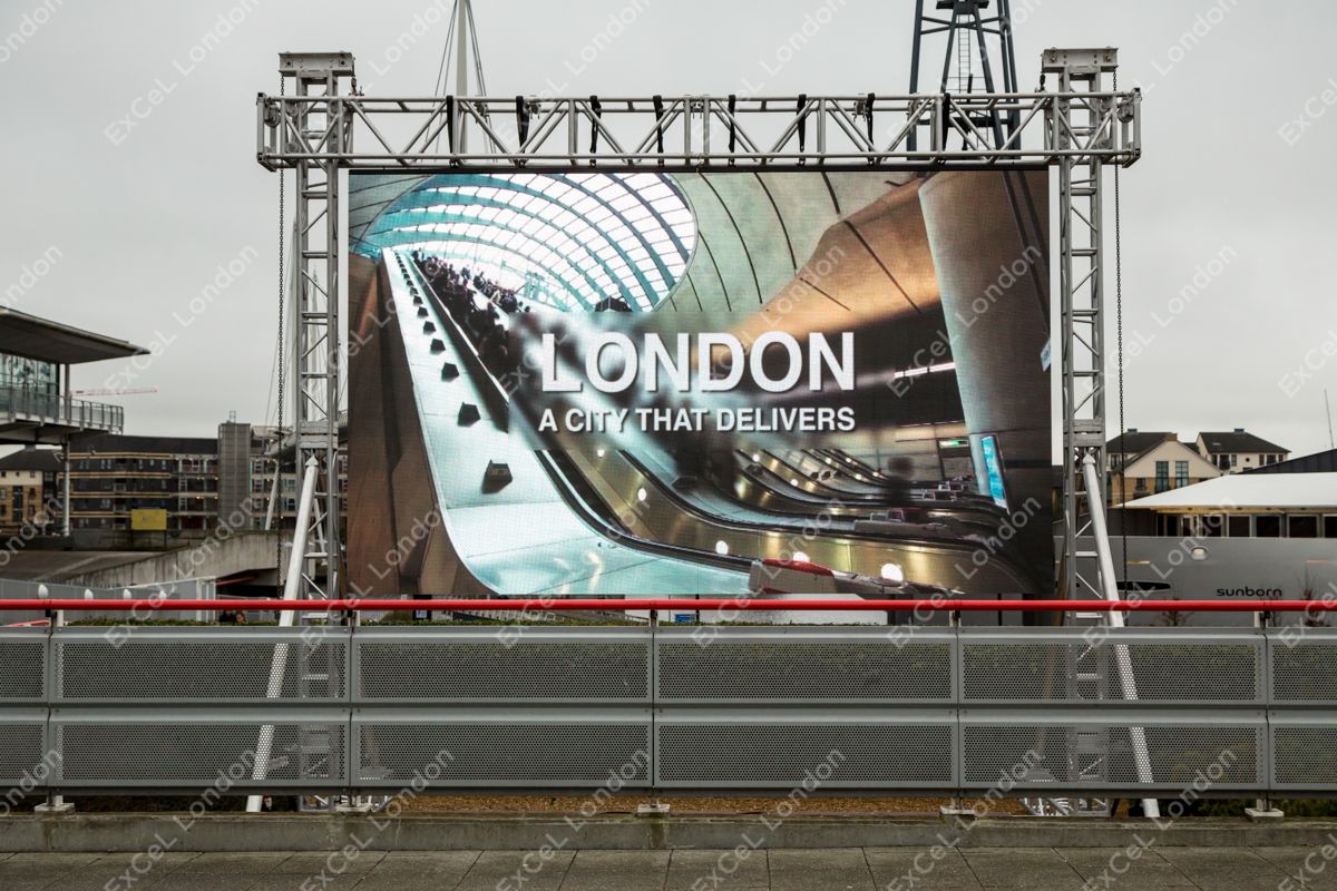 London delivers at ExCeL