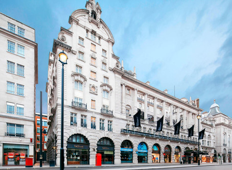 Our London Courses are Back! Starting with Evening Classes this September at Le Meridien Piccadilly