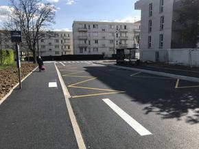 Réfection du carrefour de l'avenue de la République et l'avenue du Général Estienne