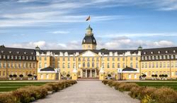 KARLSRUHE - PALACE - ALLEMAGNE