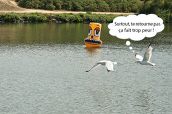 Lac de Tanchet aux Sables d'Olonne